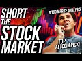 "BITCOIN PRICE DUMPS WITH STOCK MARKET  BTC IS ""LIKELY"" TO BECOME THE WORLD RESERVE CURRENCY?"