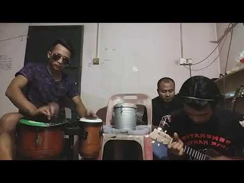 SUKET TEKI cover @arjuna dhika feat MUKIDI kentrung
