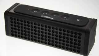 Bluetooth Speaker - Yamaha NX-P100 Review