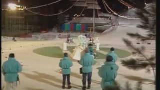 Jeux Sans Frontieres 1991-1992 Winter - Heat 1 - 4th game.wmv