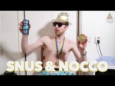 Frasse King - Snus & Nocco