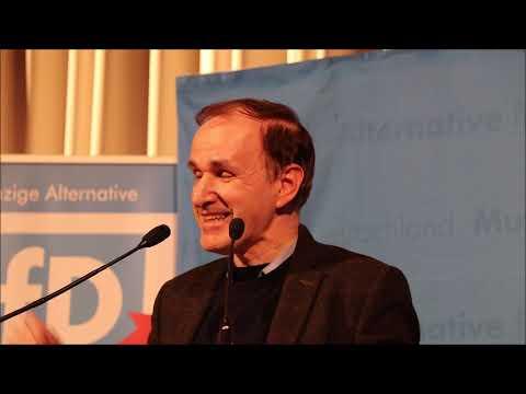 Die AfD ist die einzige Hoffnung für Deutschland | Dr. Gottfried Curio