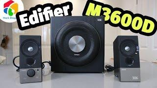 Edifier M3600D Multimedia Speakers Review