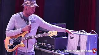 Rig Rundown - Living Colour Vernon Reid & Doug Wimbish [2016]