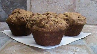 All-natural Muffins