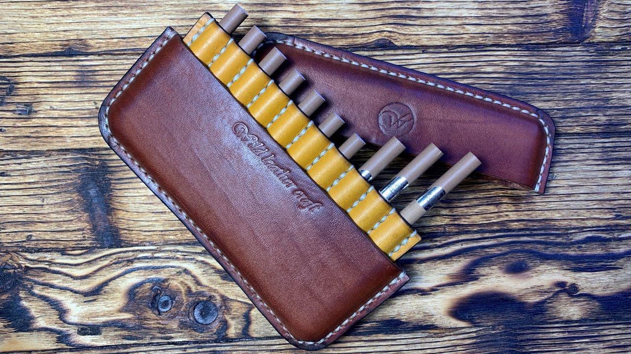 Направи си сам луксозен калъф за цигари или пури!