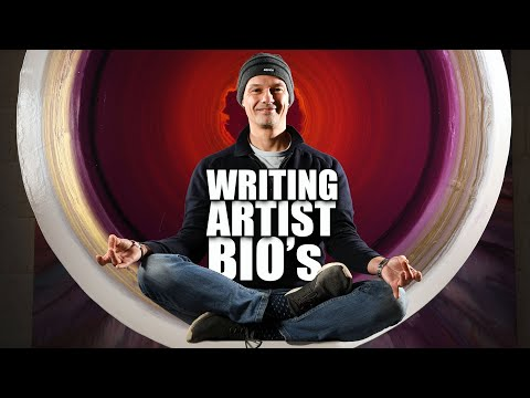 Ask the Artist: How to write a killer bio/About Me page