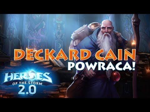 Deckard Cain powraca! | Heroes 2.0 PST