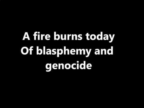 Green Day-East Jesus Nowhere[Lyrics](HD)