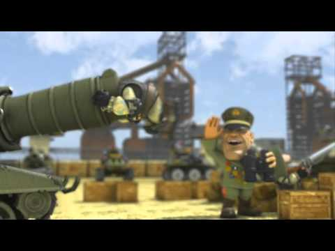 Cannon Fodder 3 - Intro HD