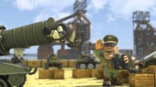 Cannon Fodder 3 - Intro HD