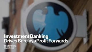 Profit Rise for Barclays as Revamp Continues