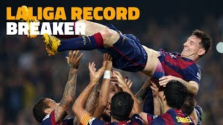 Friday marks five years since leo messi made history. yet again. on 22 november 2014, the argentinian netted his 253rd goals in league to surpass leg...