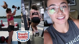 CrossFit Games: Where Can We Workout?