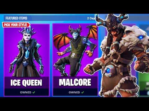 *NEW* FORTNITE SKINS UPDATE! NEW Item Shop COUNTDOWN LIVE! (Fortnite Battle Royale) thumbnail