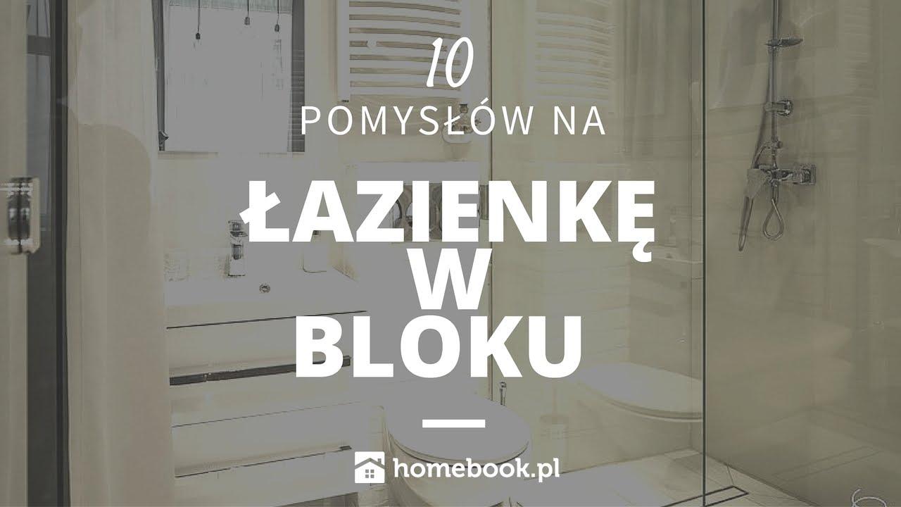 Jak Urządzić łazienkę W Bloku 10 Pomysłów Aranżacja Wnętrz Projekty