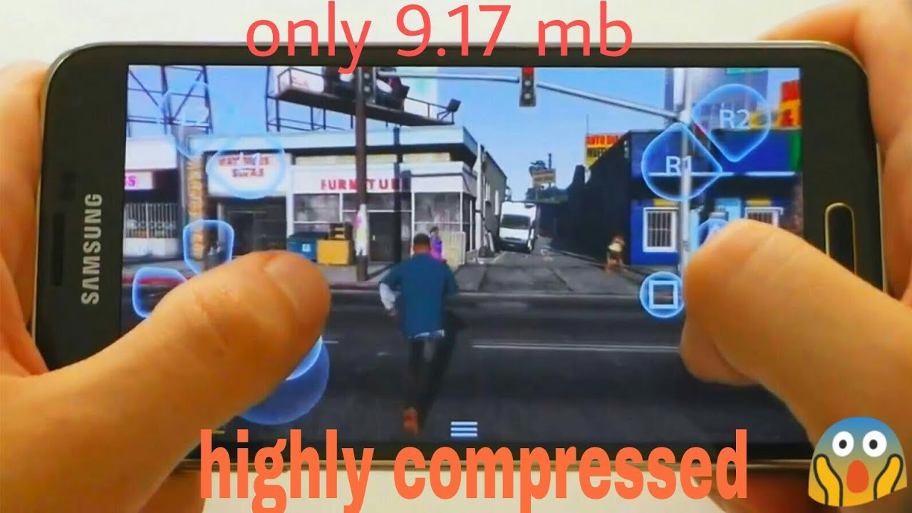 download gta 5 highly compressed for pc