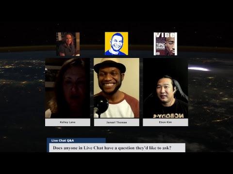 Claudia of Cabin Talk situation - Race-talk Panel with Kelley Lane, Jamarl Thomas, and Ebon Kim