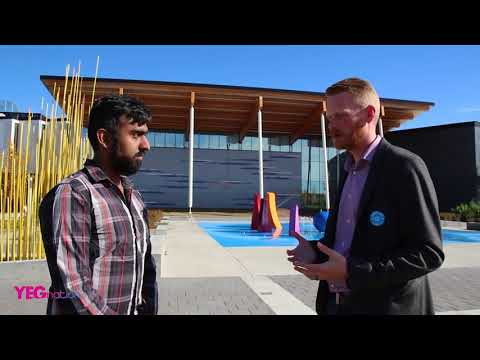 """Edmonton Elections: Walter Youb: """"Bring Government Back to the People"""" Ward 12"""