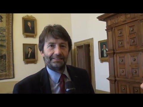 Dario Franceschini - Premio Stampa 2015