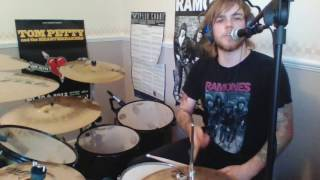 The Eagles Busy being Fabulous Drums & vocals cover