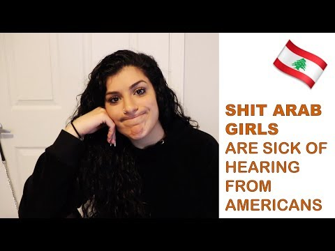 SHIT MIDDLE EASTERN GIRLS HATE HEARING // opinion vlog