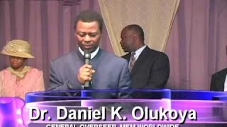 Dr. DK Olukoya Announcements & Hymns | (First Fruit ) - February 2016 PMCH