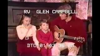 Glen Campbell & family - Goodtime Hour Christmas 1970