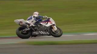 Robert Kubica Vs Ruben Xaus on Racetrack