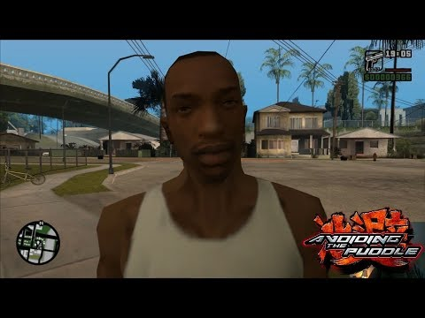 Twitch Streamer Learns How To Ride A Bike | Aris Plays Grand Theft Auto: San Andreas thumbnail