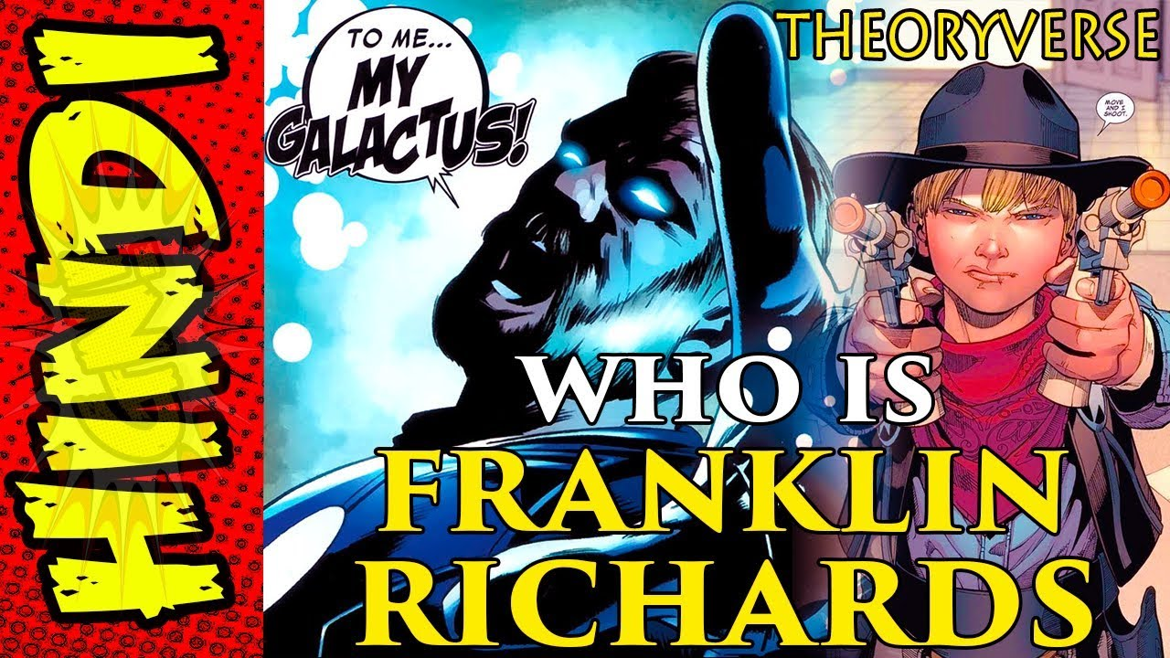 franklin richards origins marvel s most powerful character youtube