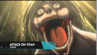Adult Swim Bumps And Commercials For Saturday, September 19, 2015 (Toonami Night)