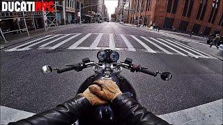 NEW YORK CITY, SLAYED - Ducati Monster Street Ride V284