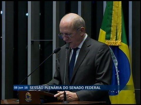 Paulo Bauer afirma confiar no trabalho do ministro da Fazenda, Henrique Meirelles