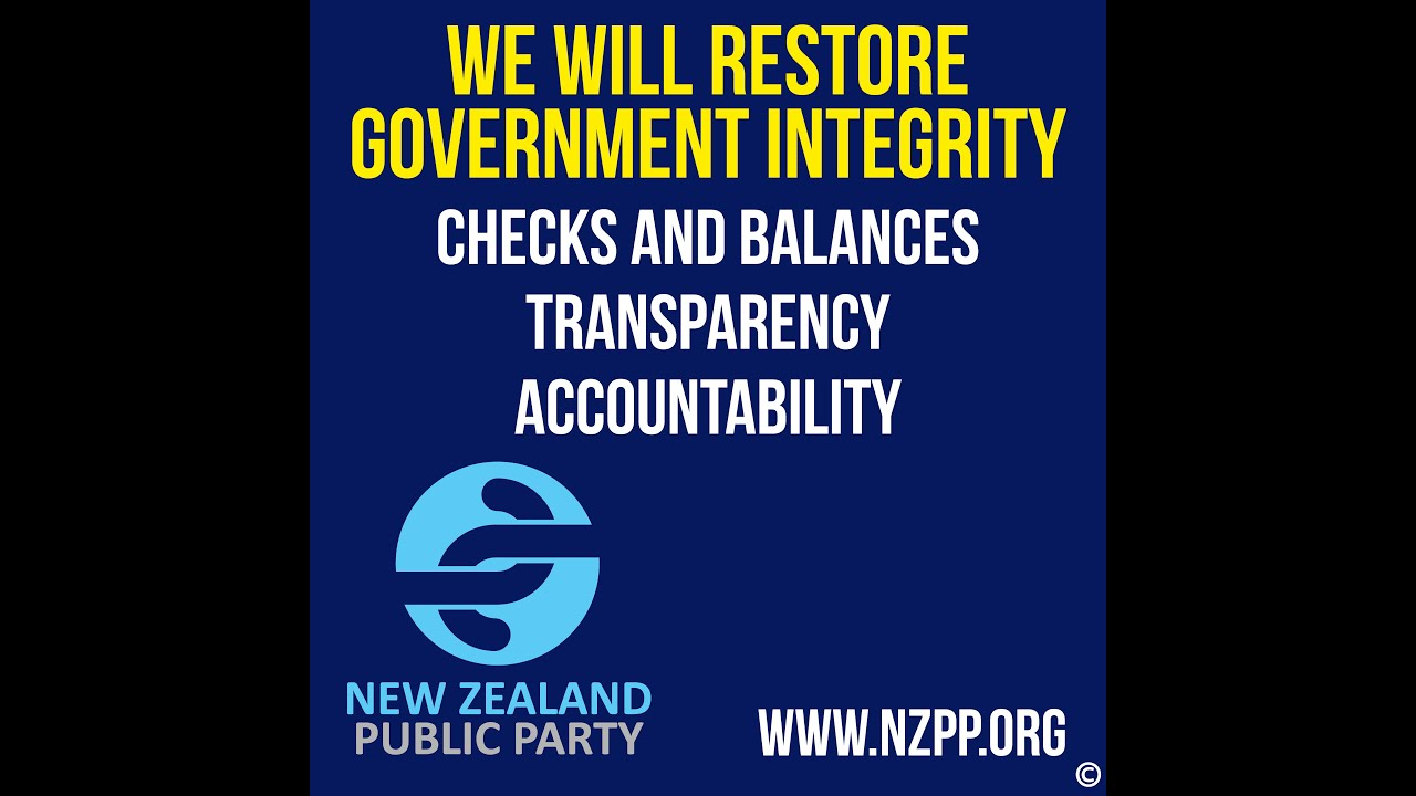 Billy Te Kahika NZPP New Zealand public Party, BREAKING NEWS ...