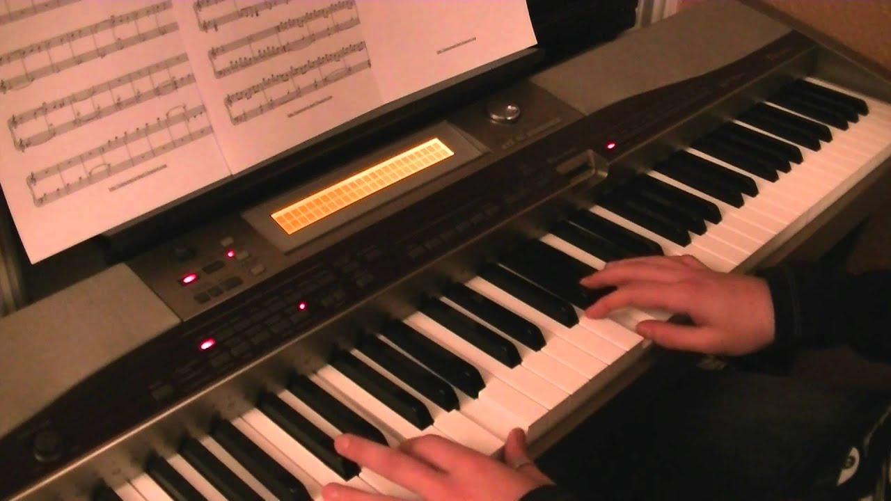 Powrluked corpse bride piano duet