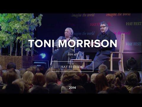 Toni Morrison talks to Peter Florence