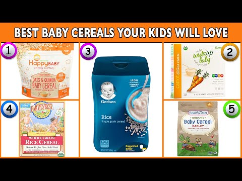 Is Infant Cereal the best option for the Baby's First Food