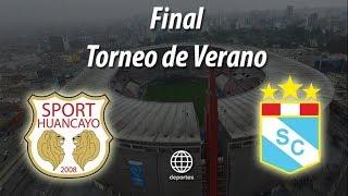 SPORT HUANCAYO vs SPORTING CRISTAL 1-1 GOLTV EN VIVO (NARRACION VIBRANTE)