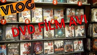 VLOG - DVD FİLM AVI | Avengers: Infinity War, Deadpool 2, Animasyon Filmler ve Dahası!