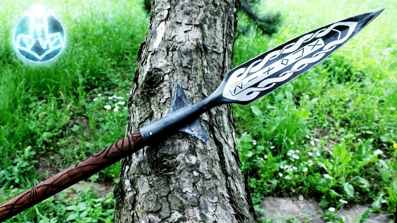 Odins Spear Gungnir - YouTube