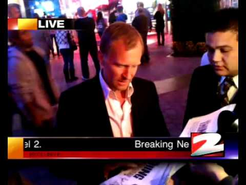 Ulrich Thomsen At The Thing Premiere part 2