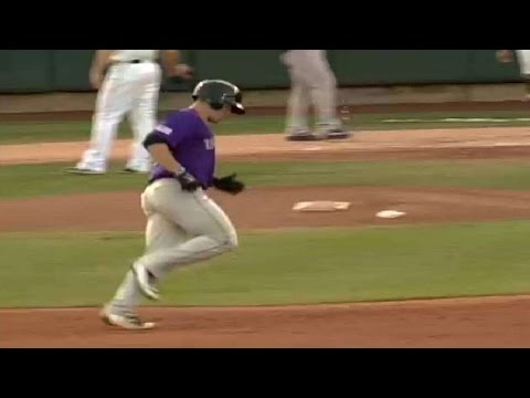 Albuquerque's Murphy blasts grand slam