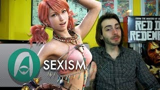 sexism in video games essay