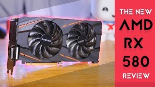 Budget 1080p Gaming Beast: Gigabyte RX580 Review