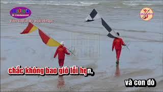 Karaoke - Trích Đoạn - Trần Giả - Cẩm Giang - Thiếu Giọng Nam