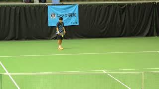 関口周一(teamRec) 日本テニスリーグ2018 1/21