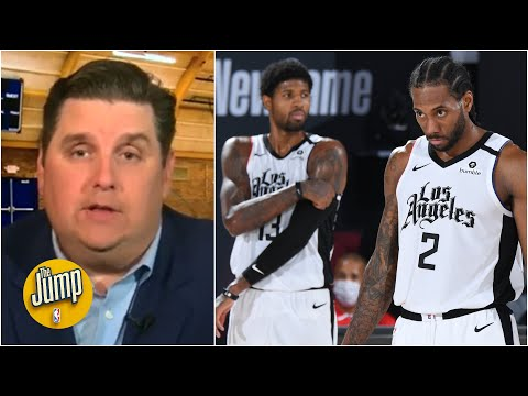 There's something going on with the Clippers – Brian Windhorst | The Jump