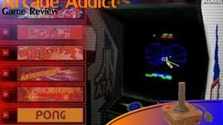 Arcade addict review: Atari Arcade Hits