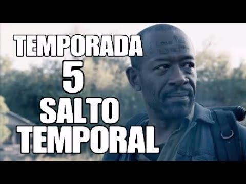 Salto Temporal de 6 Años. Fear The Walking Dead Temporada 5. El Futuro de Morgan.